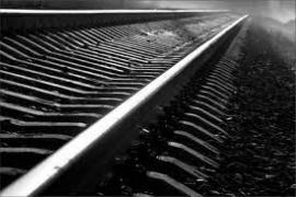 Прыжок из поезда