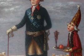 Павел I и курица в трёх проекциях майора Кульнева