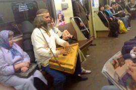 «Подмосковные вечера» в метро