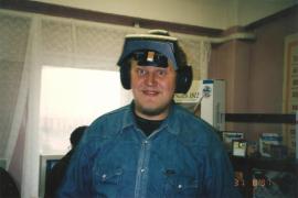 Виртуальный шлем. Или случай на трассе