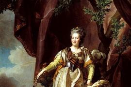 Екатерина и истопник