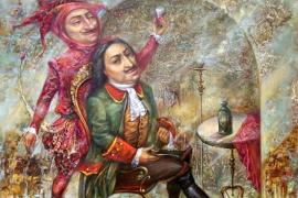 Исторические анекдоты о Петре Первом. Часть вторая
