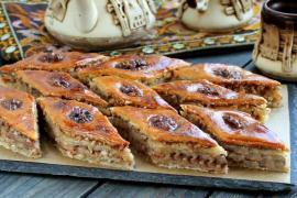 Сладкий десерт от Ивана Айвазовского