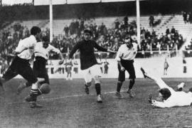 Бор – серебряный олимпийский чемпион 1908 года по футболу