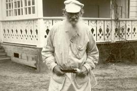 Скорбный лист Льва Толстого