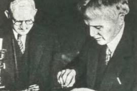 Роберт Вуд и секретная печать на сверхсекретной бумаге