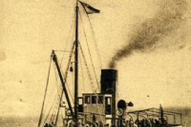 Мимозы острова Нуармутье. Трагедия парохода «Сен-Филибер»