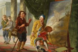 Рассуждения древнегреческого сапожника о древнегреческой картине древнегреческого художника Апеллеса