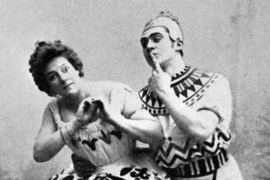 Вмешательство королевы в театральные поцелуи