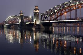 Мост императора Петра Великого