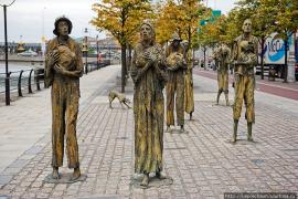 Великий голод в Ирландии
