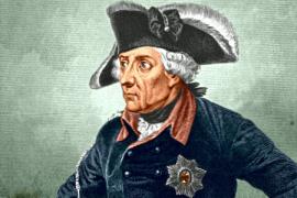 Фридрих Второй в тюрьме