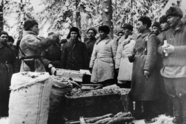 Про солдат киргизов