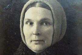 Мать-героиня Александра Деревская