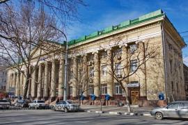 Случай на Главпочтамте Новороссийска