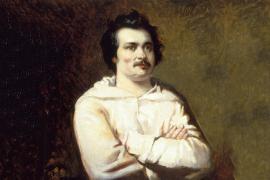 Оноре де Бальзак и ночной вор