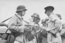 Как британцы вместе с немцами против греческих партизан воевали