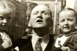 Дочки Вертинского в пионерлагере