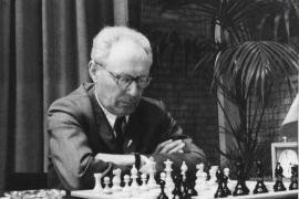 Ошибка патриарха советских шахмат Ботвинника