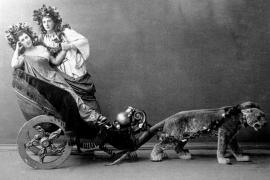 Трусливый балетный лев и грозный кулак Мариуса Петипа