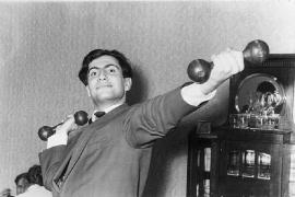 Задержание милицией будущего чемпиона СССР Михаила Таля