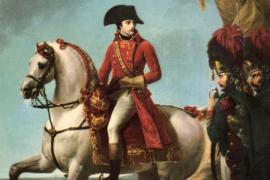 Наполеон и уличный певец