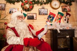 Дополнительная комната от Деда Мороза