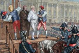Плохой день для короля Людовика XVI