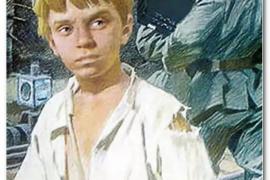 Соколёнок Саша Колесников