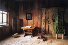 Царь Пётр в доме Мартина Лютера