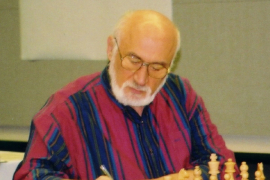 Шахматный шутник Борис Гулько