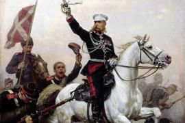 Хладнокровный генерал Скобелев и турецкая любезность