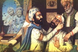 Уникальный метод диагностики Ибн Сины