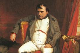 Заголовки французских газет об узурпаторе Наполеоне