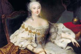 Елизавета Петровна о своём отце