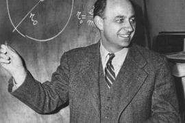 Как академика Энрико Ферми в Академию наук не пускали