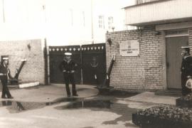 Кормёжка в 42-й школе СРП ВМФ