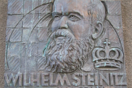 Вильгельм Стейниц и очень выгодный противник