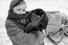 Блокадный кот Васька
