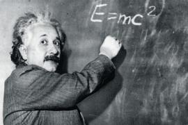 Объяснения Эйнштейном своей теории относительности