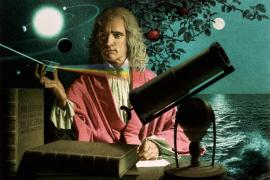 Исаак Ньютон – мастер на все руки