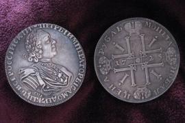 Суворов и серебряный рубль