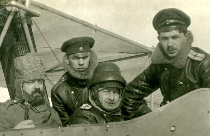 Летчики негры в первой мировой