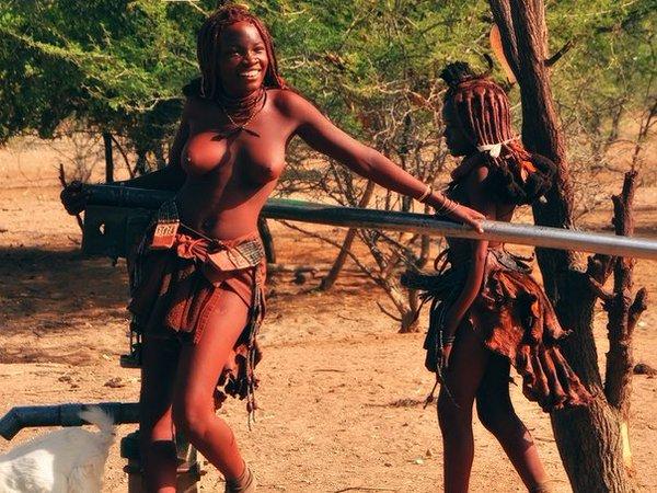 дикими племенами фильмы порно