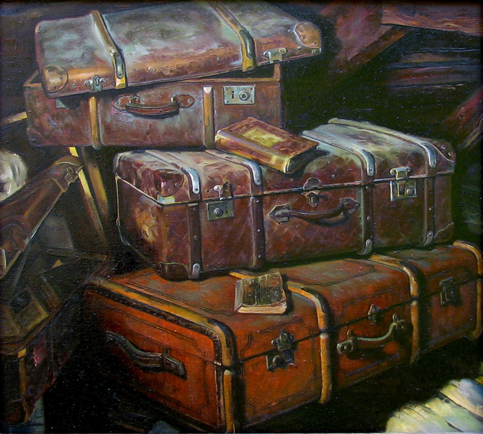 Менделеев и чемоданы