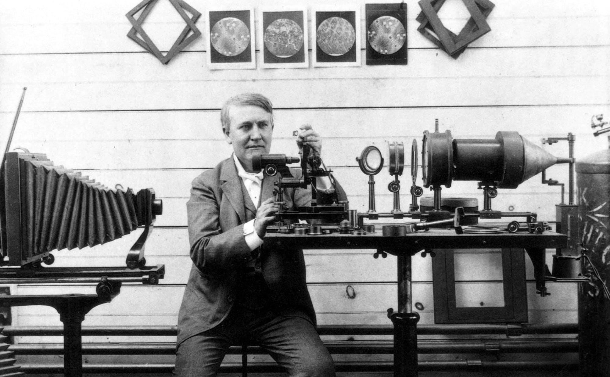 томас эдисон изобретения фото плитка прочный