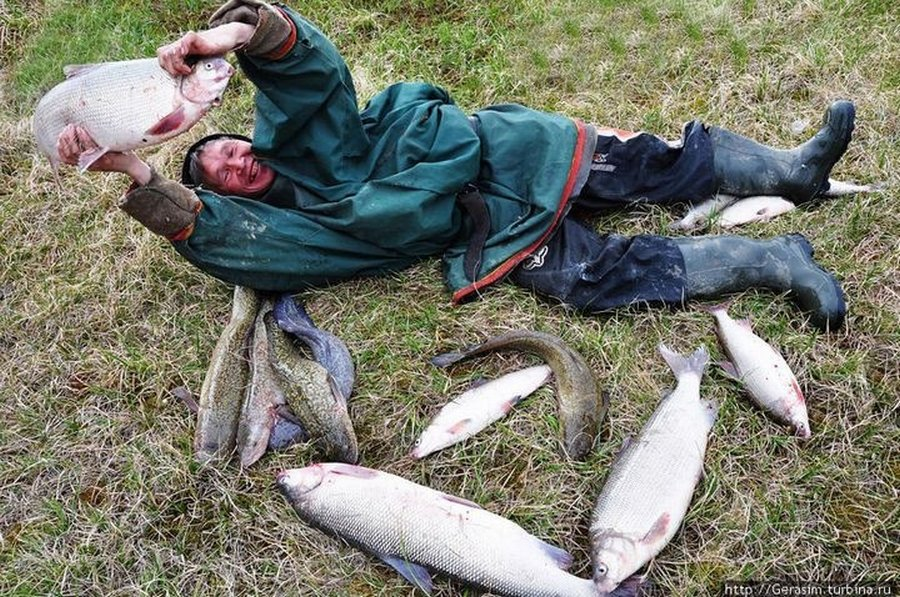 рыбная ловля на татарском