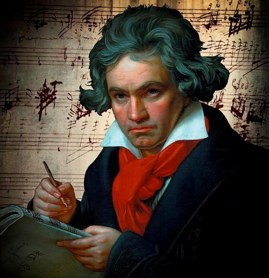 Бетховен фото картинка