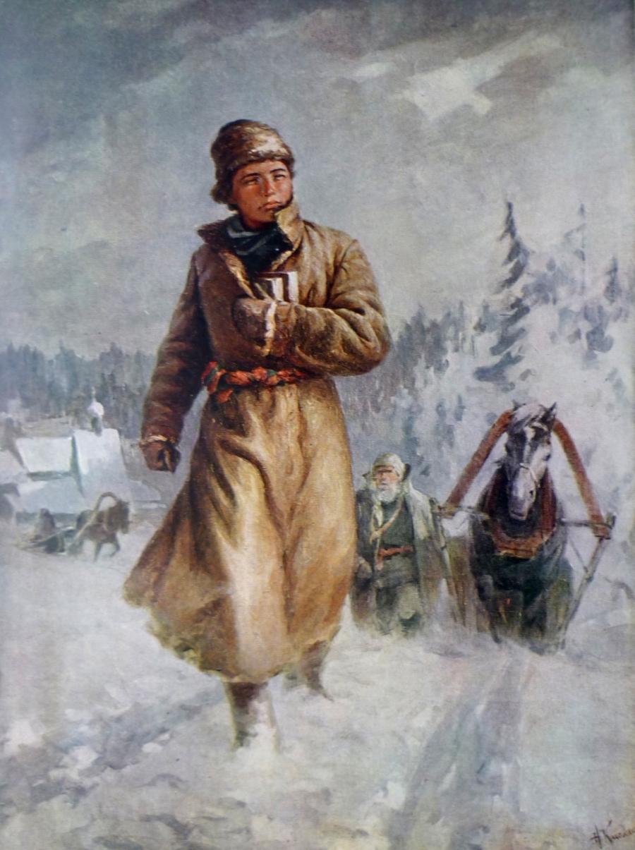 Ломоносов в москве картинки